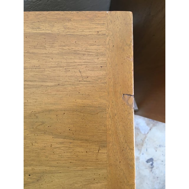 Vintage Mid Century Modern Nightstands by Mount Airy (a Pair) For Sale - Image 10 of 11