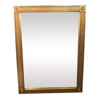 French Empire Oversized Mirror For Sale