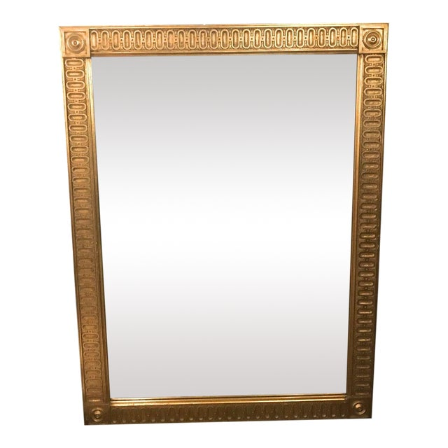 Image of French Empire Oversized Mirror