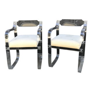 Vintage Hollis Jones Armchairs - a Pair For Sale