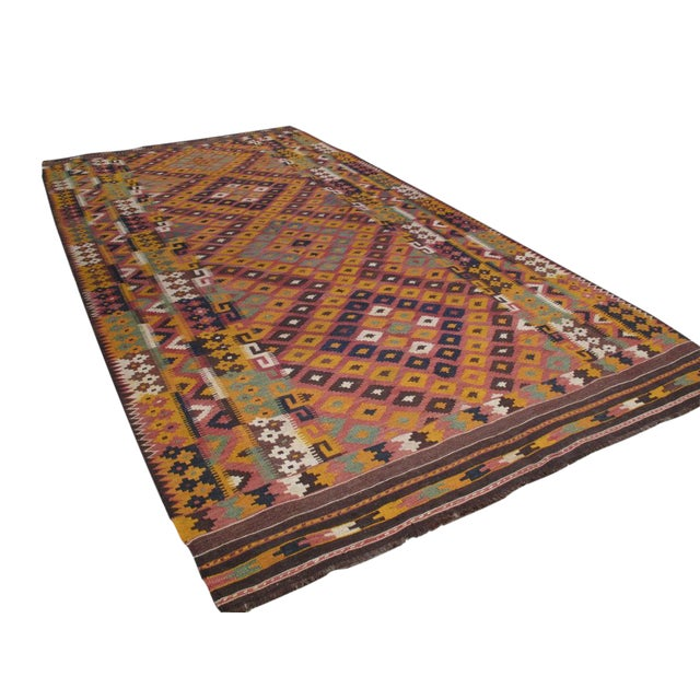 Uzbek Kilim For Sale