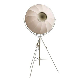 Mariano Fortuny for Palluco Italia Theater Floor Lamp in Beige