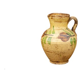 19th Century Spanish Colonial Pitcher For Sale