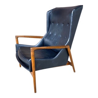 Mid-Century Modern Kofod Larsen Club Chair For Sale
