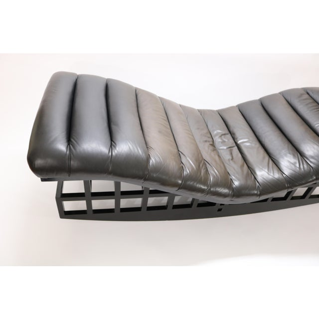 Bauhaus Rocking Chaise by Richard Meier for Knoll For Sale - Image 3 of 13