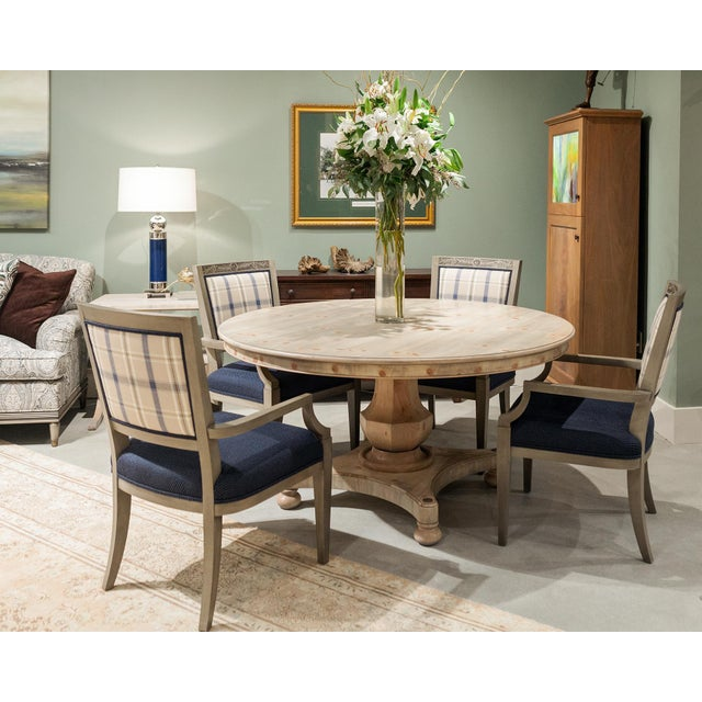 This table was uniquely designed for the Pinehurst resort in North Carolina is crafted of hand selected Knotty Pine...