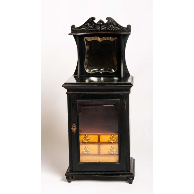 Late 19th Century Smoker's Cabinet For Sale - Image 4 of 7