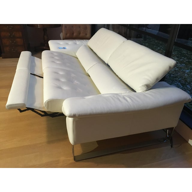 Roche Bobois Cinetique Reclining Sofa Chairish