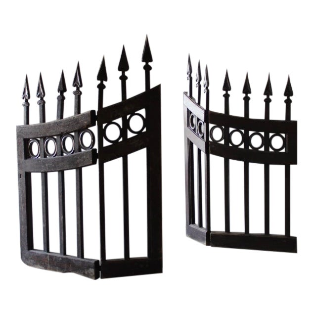 Wood Stable Gates - a Pair For Sale