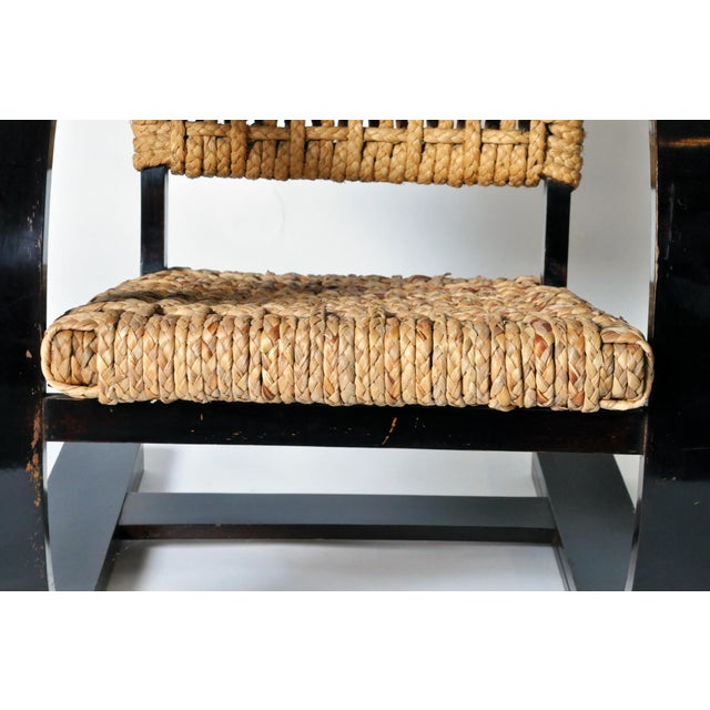 Pair of Art Deco Bentwood Arm Chairs - Image 7 of 11