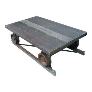 Industrial Trolley Platform Cart For Sale