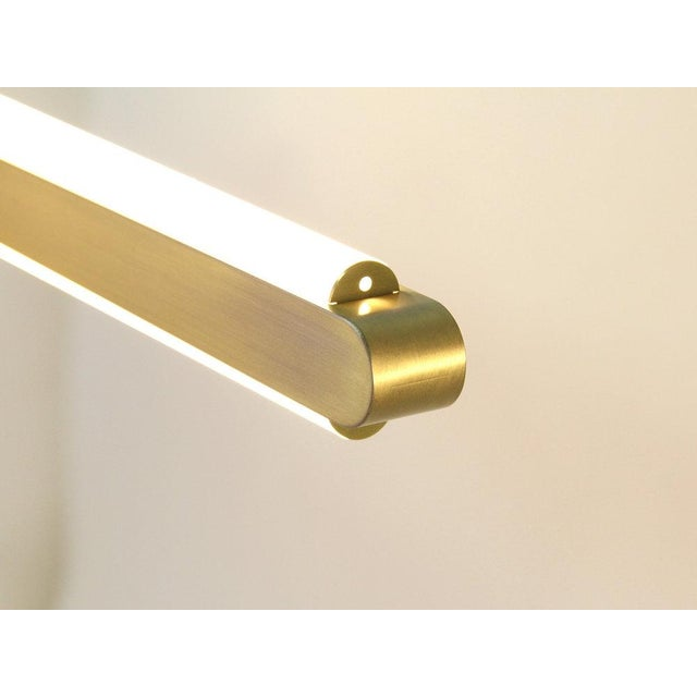 Radnor Pelle Pris Major Light Fixture For Sale - Image 4 of 5