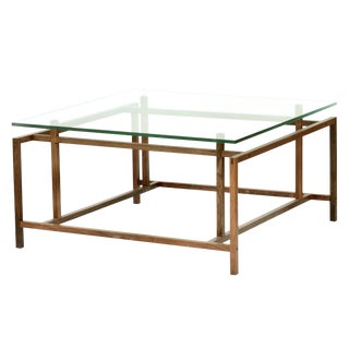 Danish Rosewood Coffee Table by Henning Norgaard for Komfort Mobler For Sale