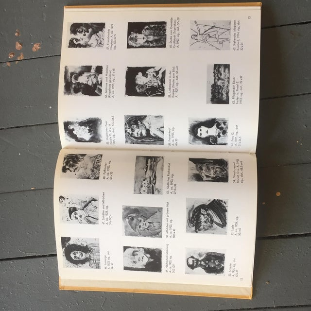 Otto DIX German Expressionist Book For Sale - Image 4 of 6