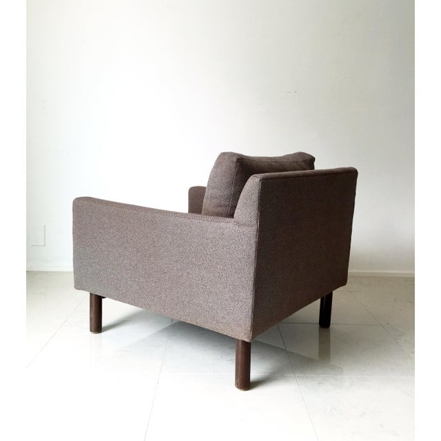 Contemporary Dunbar Style Club Chair For Sale - Image 3 of 7