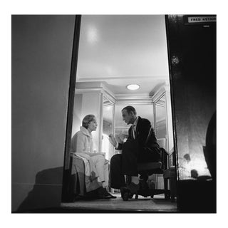 Debbie Reynolds Talking With Fred Astaire 1960 For Sale