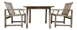 Image of Rustic Outdoor Tables