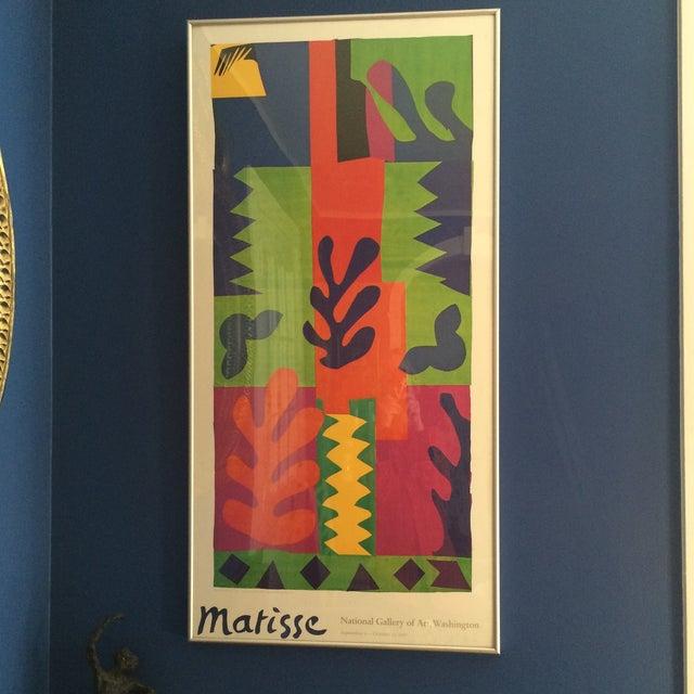 Framed Matisse La Vis, Poster 1977 - Image 2 of 7