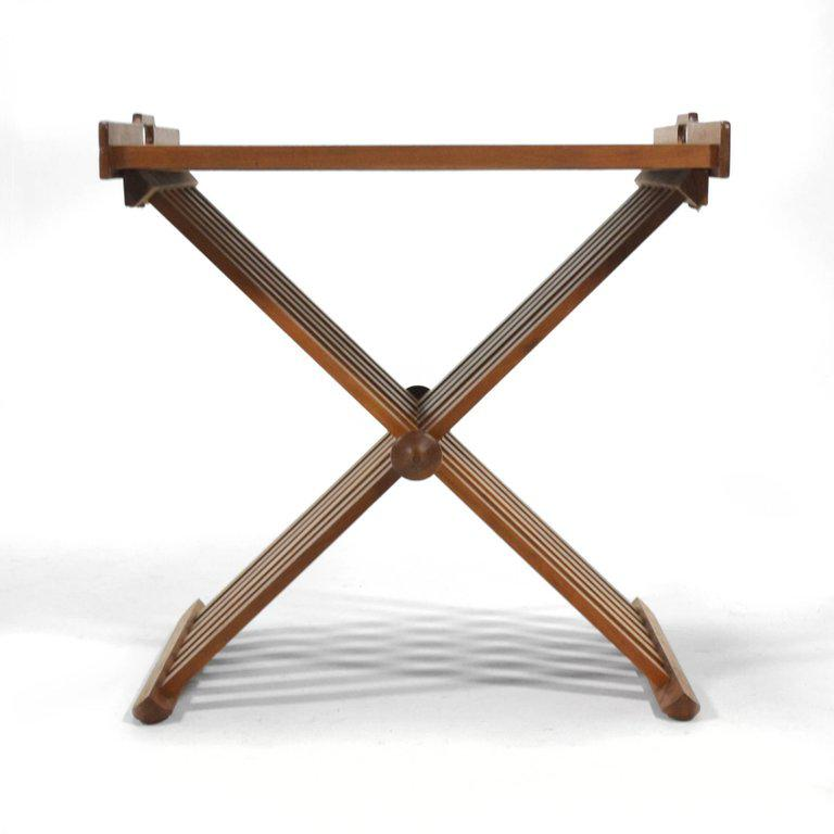 WorldClass Stewart McDougall Kipp Stewart Folding Tray Table by