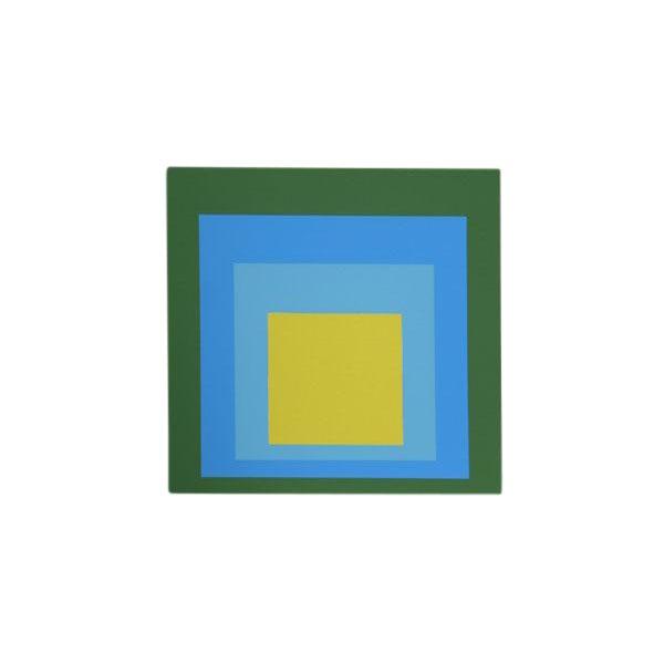 Artist: Josef Albers Portfolio: Formulation: Articulation (Double Portfolio) Title: Portfolio 1, Folder 5, Image 2 Year:...