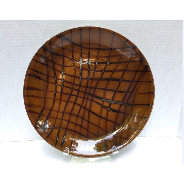 Contemporary Jaune De Chrome Dinner Plates - Set of 8 For Sale - Image 4 of 13
