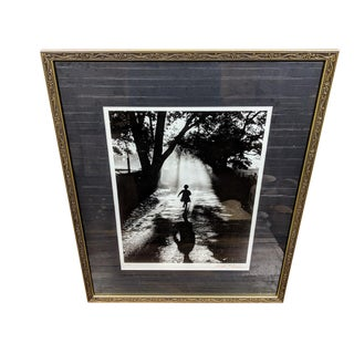 """Gordon Converse """"Running to the Light"""" Le Photograph 34/500 For Sale"""