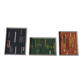 Original Compositions by Egon Karl Nicolaus - Set of 3 For Sale