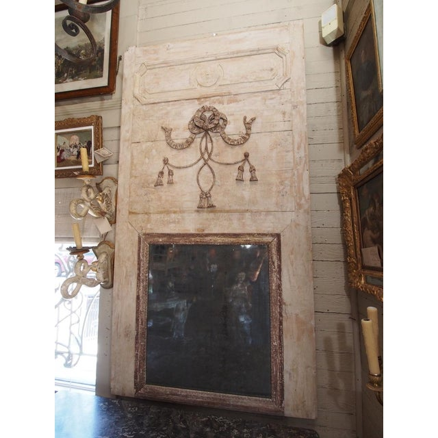 19th Century French Trumeau Mirror - Image 2 of 7