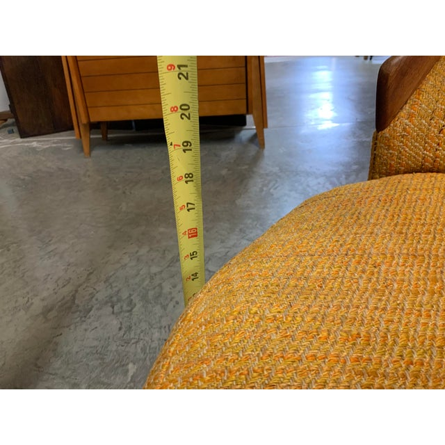 Yellow Adrian Pearsall Havana Chair For Sale - Image 8 of 11