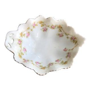 Antique Austrian Trinket Condiment Dish