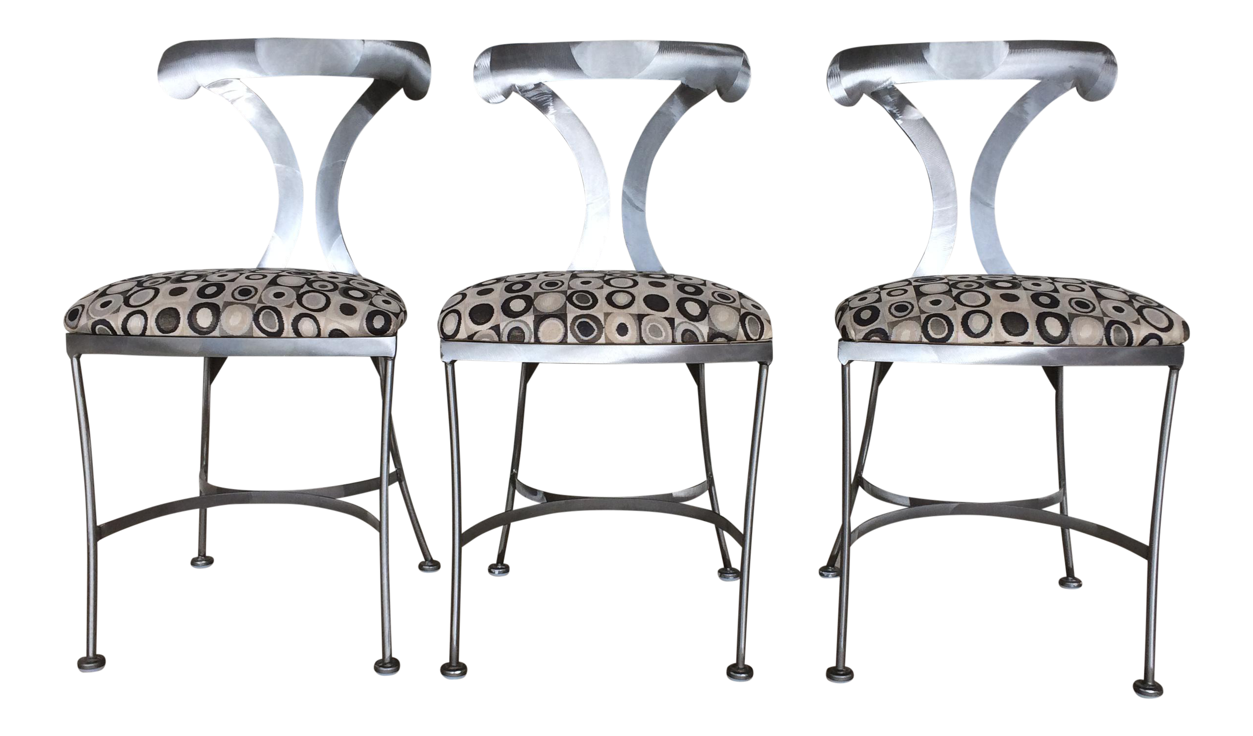 Johnston Casuals Lido Cafe Chairs   Set Of 3   Image 1 Of 8