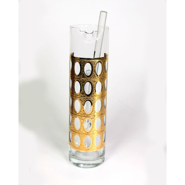 Culver Ltd. is a glassware company founded in Brooklyn, New York in 1939 and is most notorious for their ornate barware...