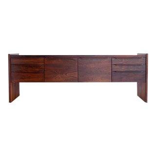 Gunni Oman Rosewood Sideboard For Sale