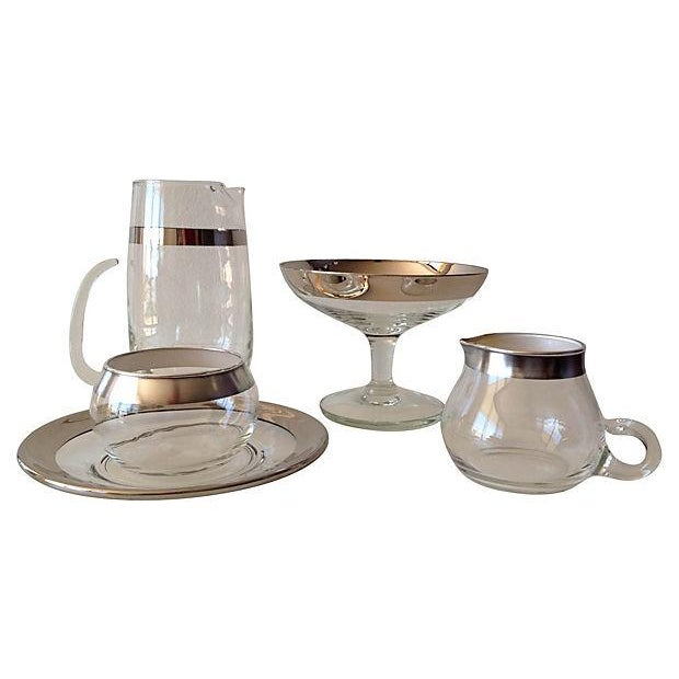 Dorothy Thorpe Assorted Service Ware - Set of 5 - Image 4 of 4