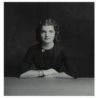 Vogue Archive Collection, Jacqueline Bouvier, After Richard Rutledge For Sale