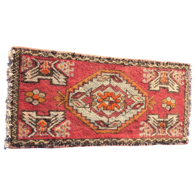 "Anatolian Persian Rug - 1'6"" X 3'3"" - Image 1 of 9"