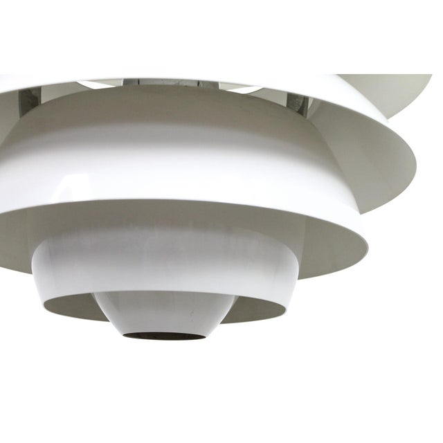 Poul Henningsen Snowball Pendant For Sale - Image 10 of 13