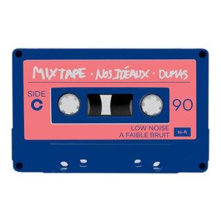 2018 Music Cassette Tape Poster, Dumas (Peach)