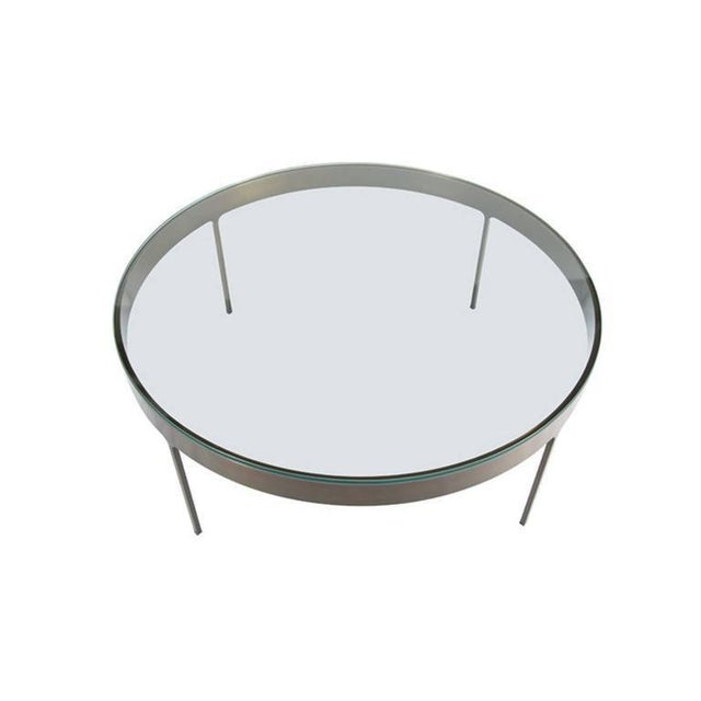 Mid-Century Modern Customizable Haworth Ring Cocktail Table For Sale - Image 3 of 5