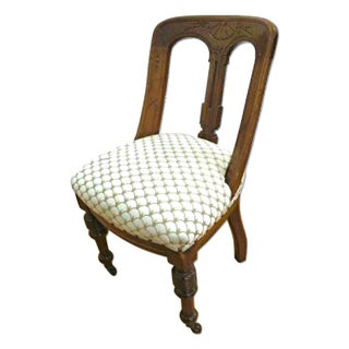 Regency Style Mahogany Dining Chairs - Set of 6 Preview