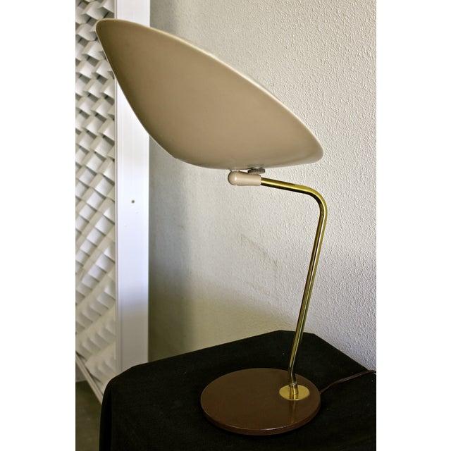 Gerald Thurston for Lightolier Dome Desk Lamp - Image 2 of 5