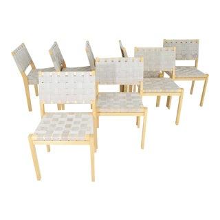 Alvar Aalto 615 Chairs by Artek