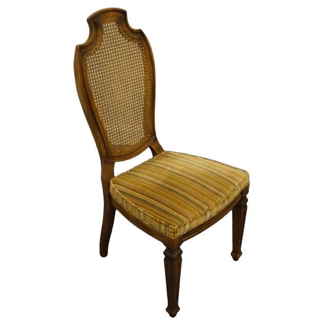Century Furniture Hickory Nc Italian Provincial Cane Back