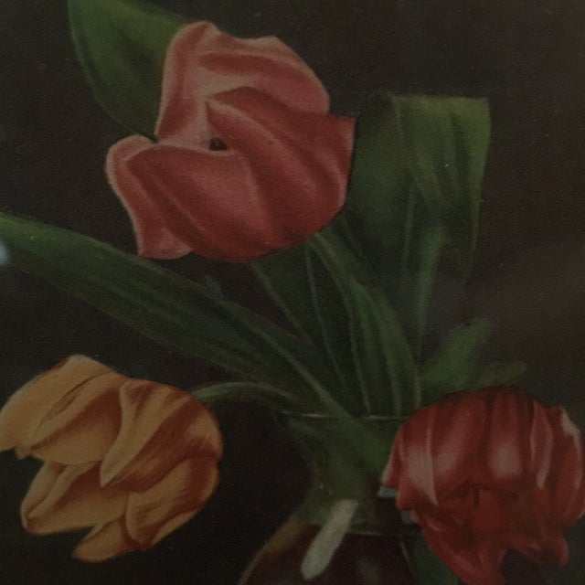 """""""Tulips in Vase"""" Painting - Image 4 of 5"""