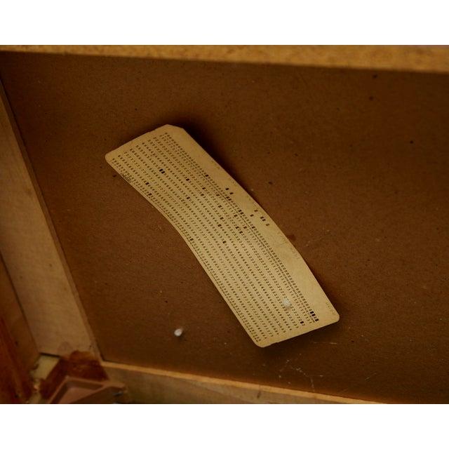 Modern Nine Drawer Low Boy Dresser For Sale - Image 10 of 10