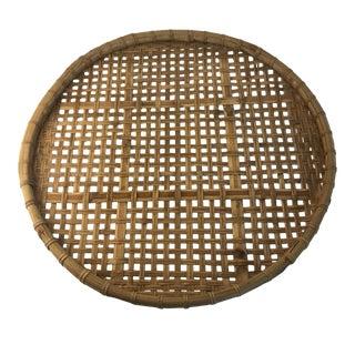Vintage Fish Drying Basket For Sale