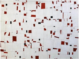 Image of Acrylic Paint Collage