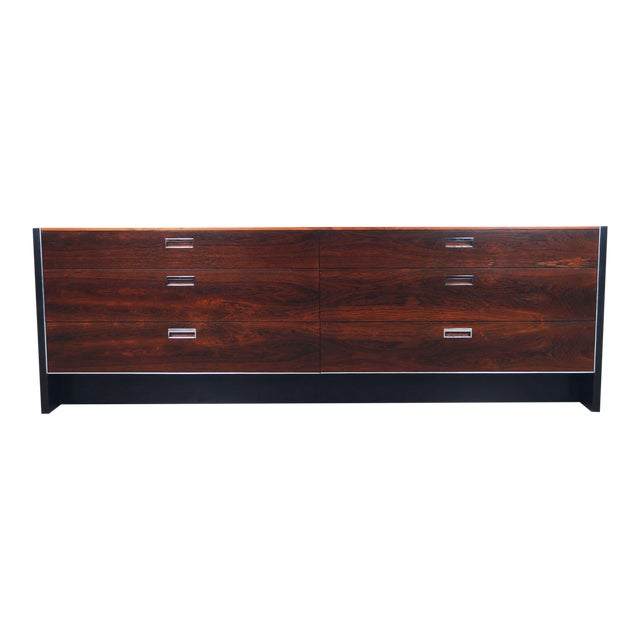 Rosewood Dresser by Robert Baron for Glenn of California For Sale