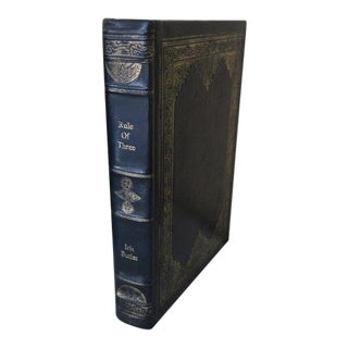 "First Edition ""Rule of Three"" Irish Butler Leather Book For Sale"