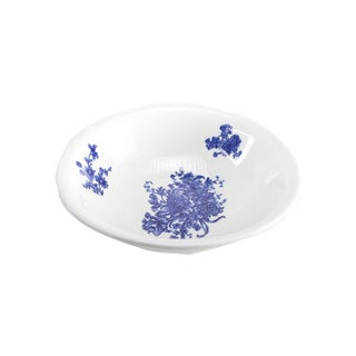 Blue & White Transferware Wash Bowl